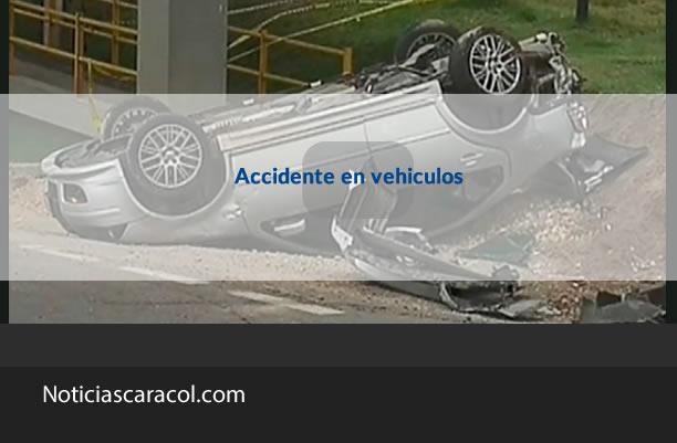 Accidentes de tránsito, principal causa de muertes violentas en Sabana de Bogotá