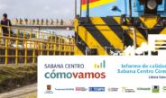 Informe de calidad de vida Sabana Centro Cómo Vamos Línea base 2014-2015