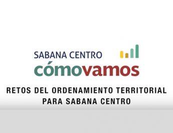 RETOS DEL ORDENAMIENTO TERRITORIAL PARA SABANA CENTRO