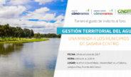 Foro Gestión Territorial del Agua: una mirada a los municipios de Sabana Centro