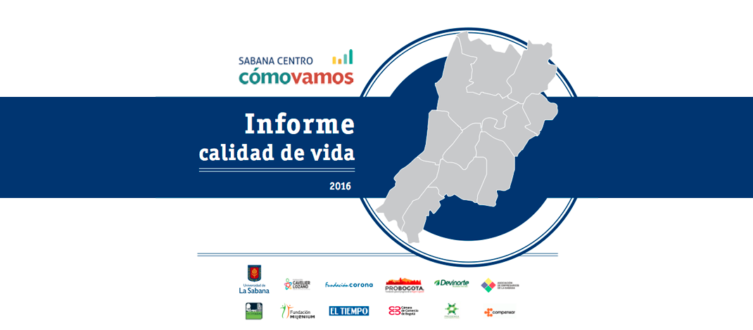 2do. Informe de Calidad de Vida de Sabana Centro (2016)
