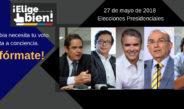 Conozca las propuestas de los candidatos a la presidencia de la República.
