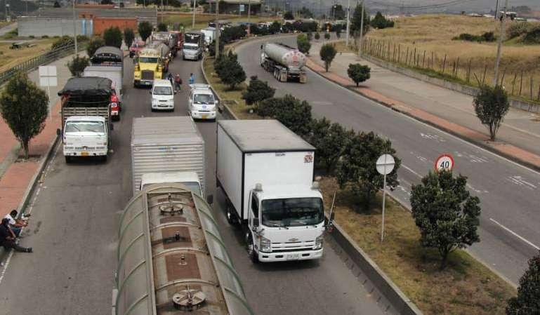 Hasta hora y media puede tardar un habitante de la sabana en llegar a Bogotá