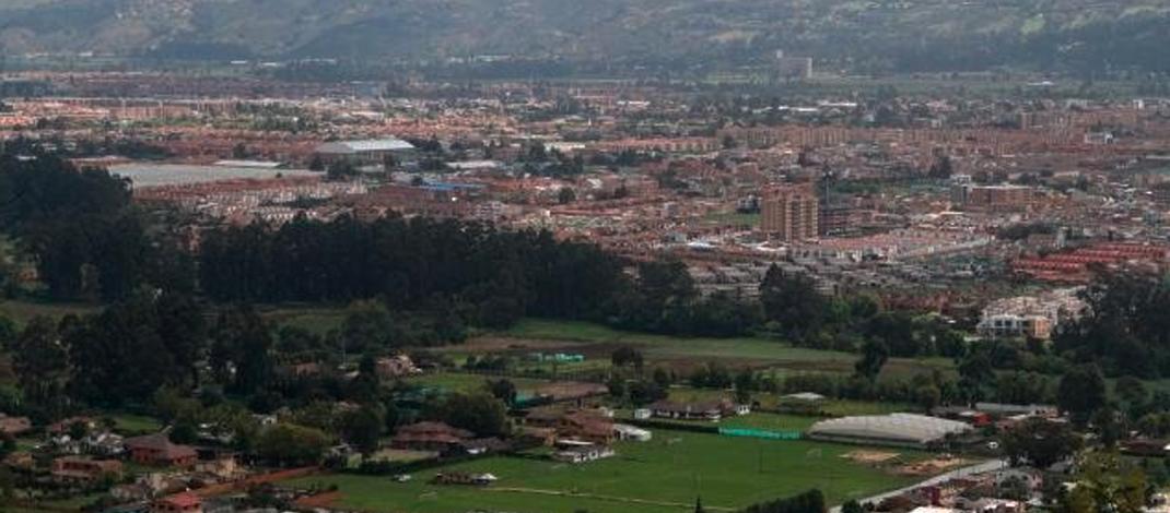 Más de la mitad de habitantes de la Sabana no nacieron en la región