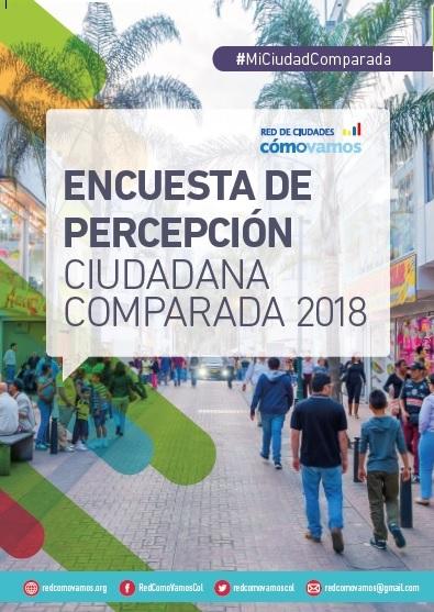 ¿Cuáles son las prioridades de los ciudadanos? Presentación de resultados de la Encuesta de Percepción Ciudadana Comparada