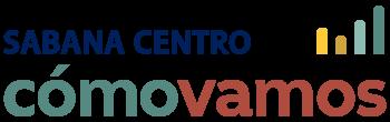 Logo de Sabana Centro, Cómo Vamos