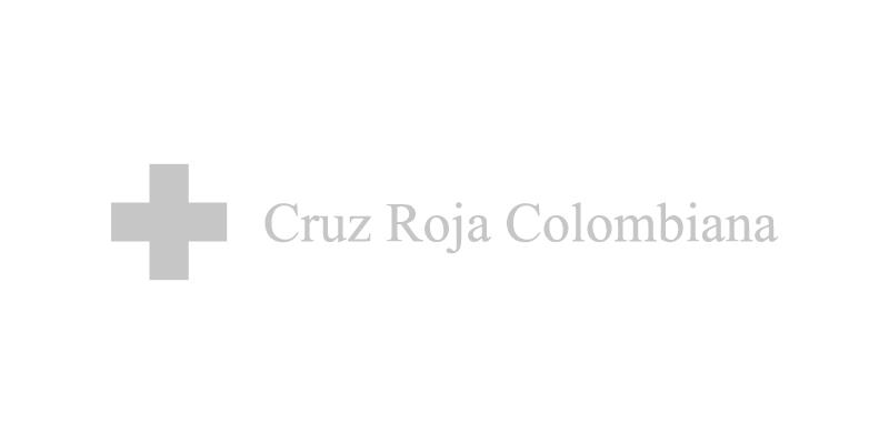 Logo de la Cruz Roja Colombiana