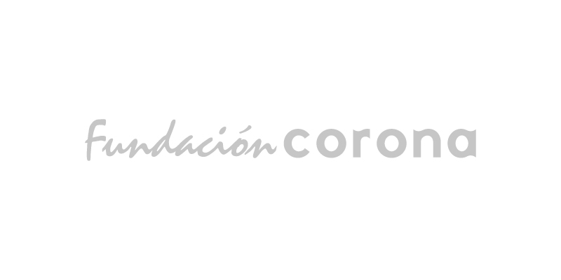 Logo de Fundación Corona