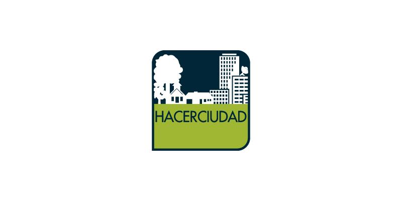 Logo de Hacer ciudad