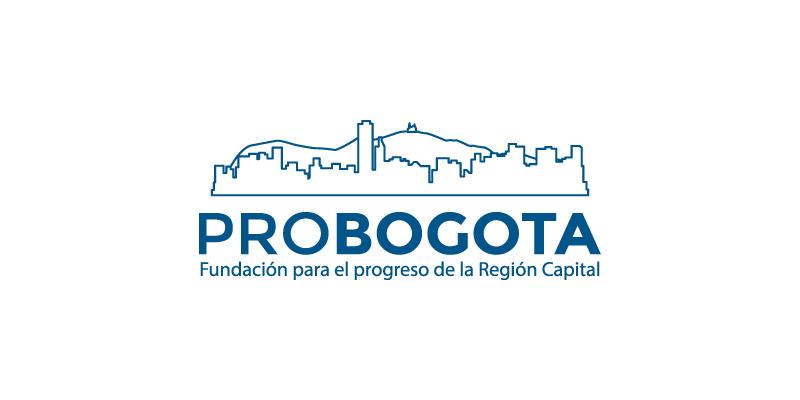 Logo de Pro Bogotá